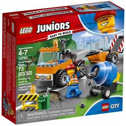 Nouveau LEGO Juniors 10750 Road Repair Truck 2018