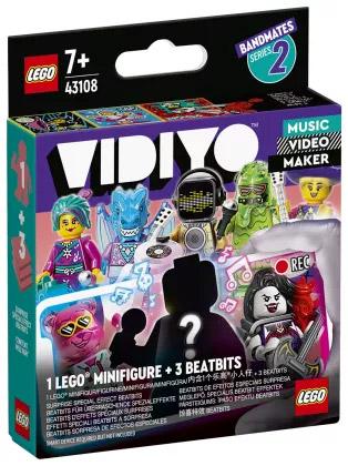 Nouveau LEGO VIDIYO 43108 Bandmates Série 2 // Octobre 2021