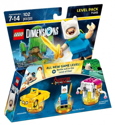 LEGO Dimensions 71245 Adventure Time Pack Aventure