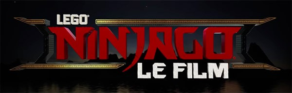 Logo du film LEGO Ninjago Movie 2017