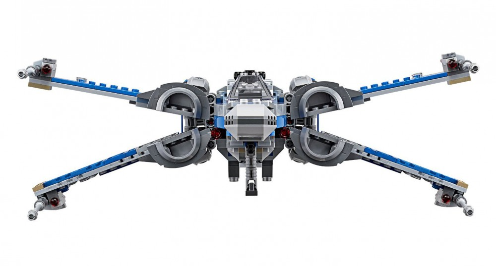 LEGO Star Wars Star Resistance X-Wing Fighter - 75149 - Photo 5