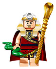 LEGO Minifigures 71017 King Tut