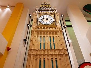 LEGO Store Londres Big Ben
