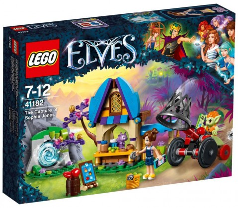 Nouveau LEGO Elves 41182 The Capture of Sophie Jones 2017