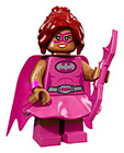 LEGO Minifigures 71017 Pink Power Batgirl