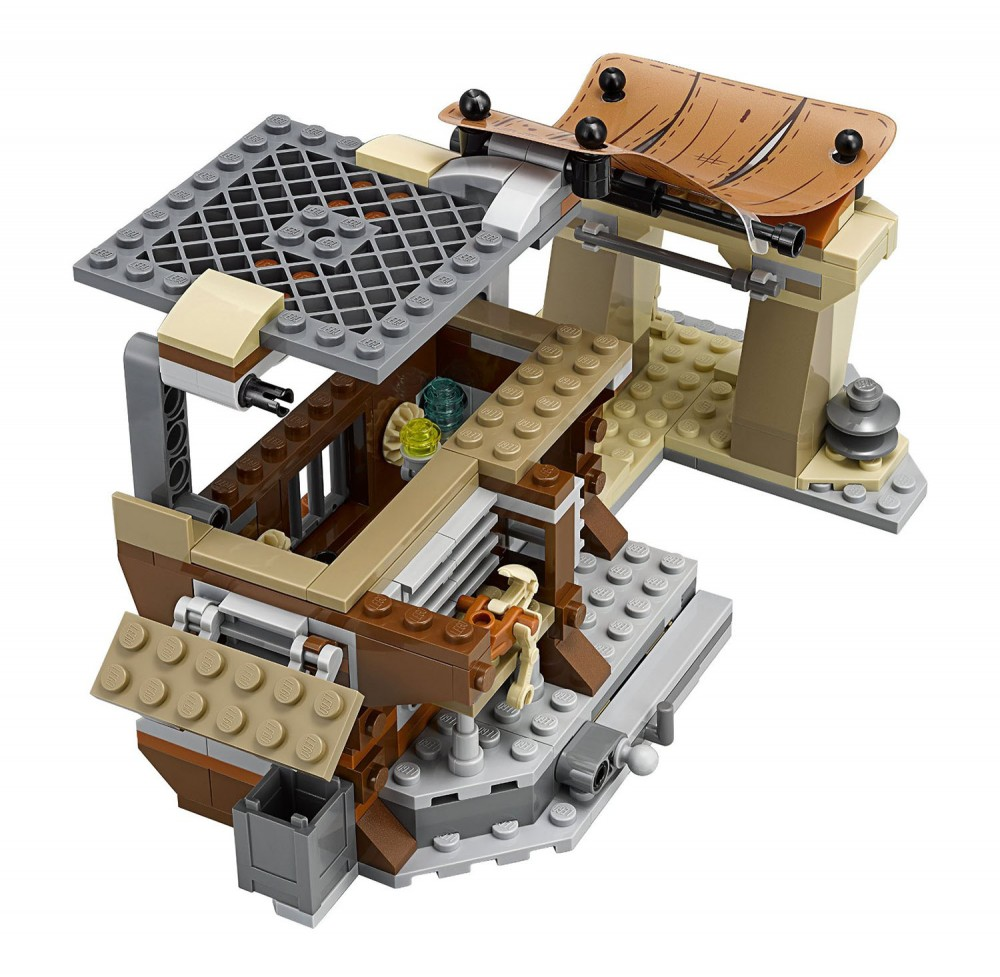 LEGO Star Wars Encounter on Jakku - 75148 - Photo 5