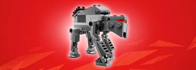 Mini First Order Heavy Assault Walker Offert