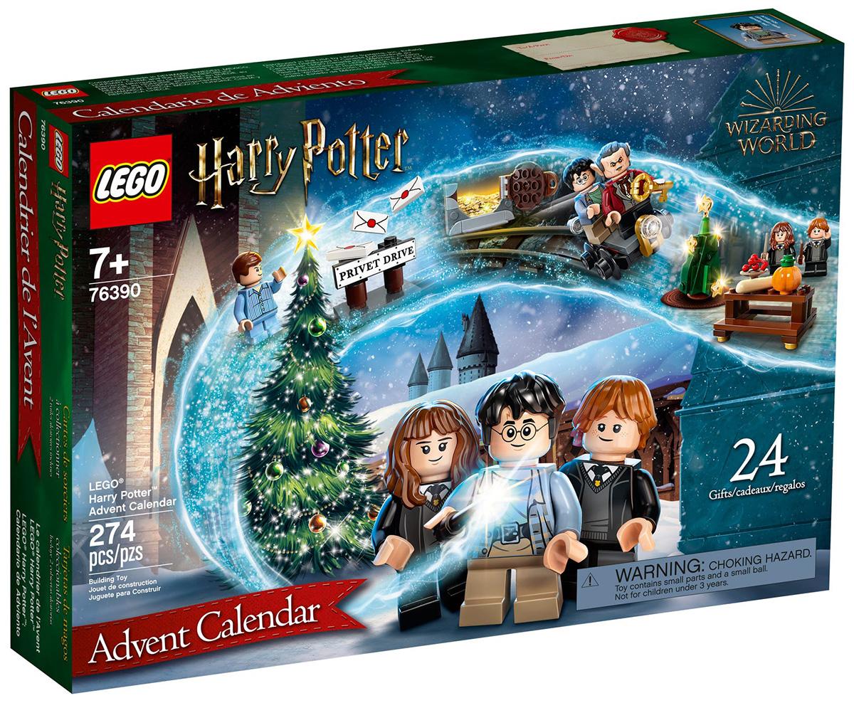 LEGO 76196 Le calendrier de l'Avent LEGO Harry Potter 2021 // Septembre 2021