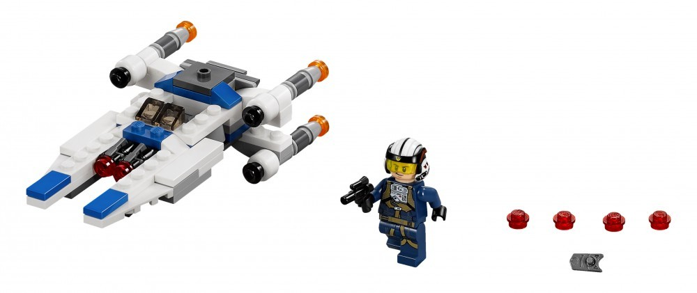 Nouveau LEGO Star Wars 75160 U-wing Microfighter