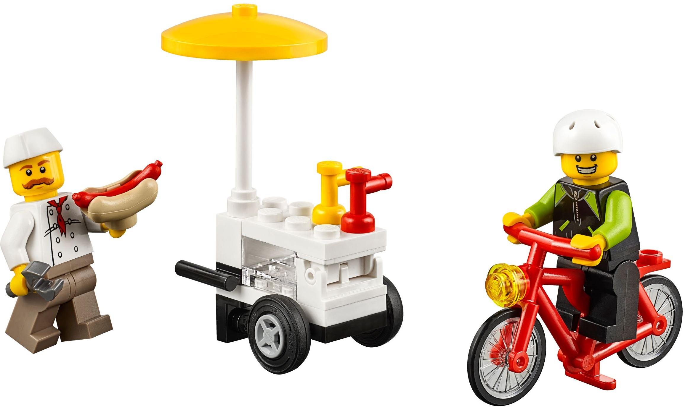 LEGO City Fun in the Park - City People Pack - 60134 - Photo 7