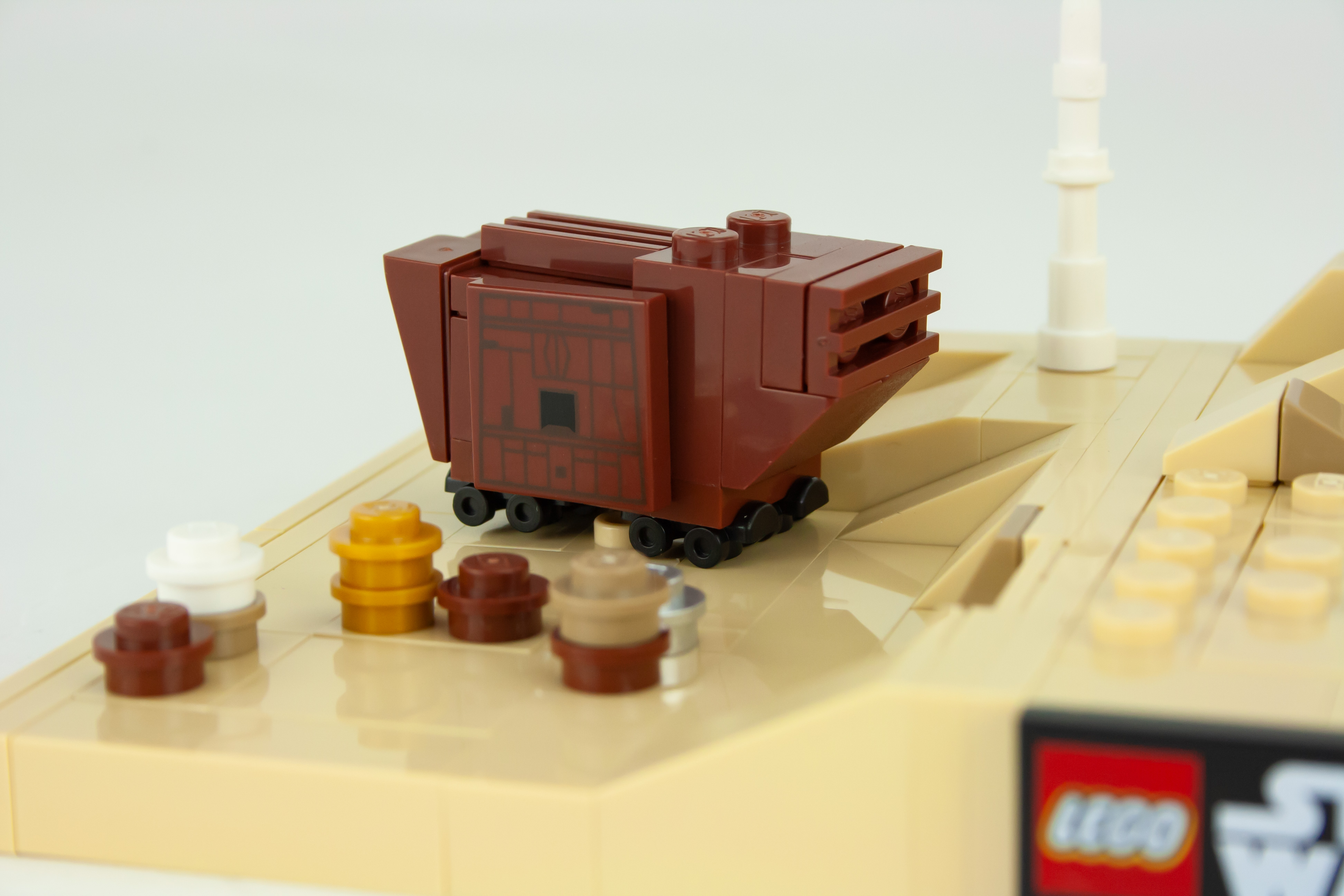 LEGO Star Wars 40451 : La résidence de Tatooine offert dès 85€ d'achat