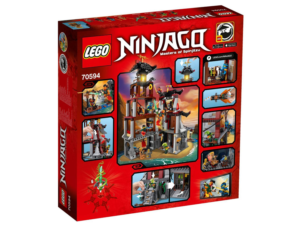LEGO Ninjago 70594 - The Lighthouse Siege - Photo 2