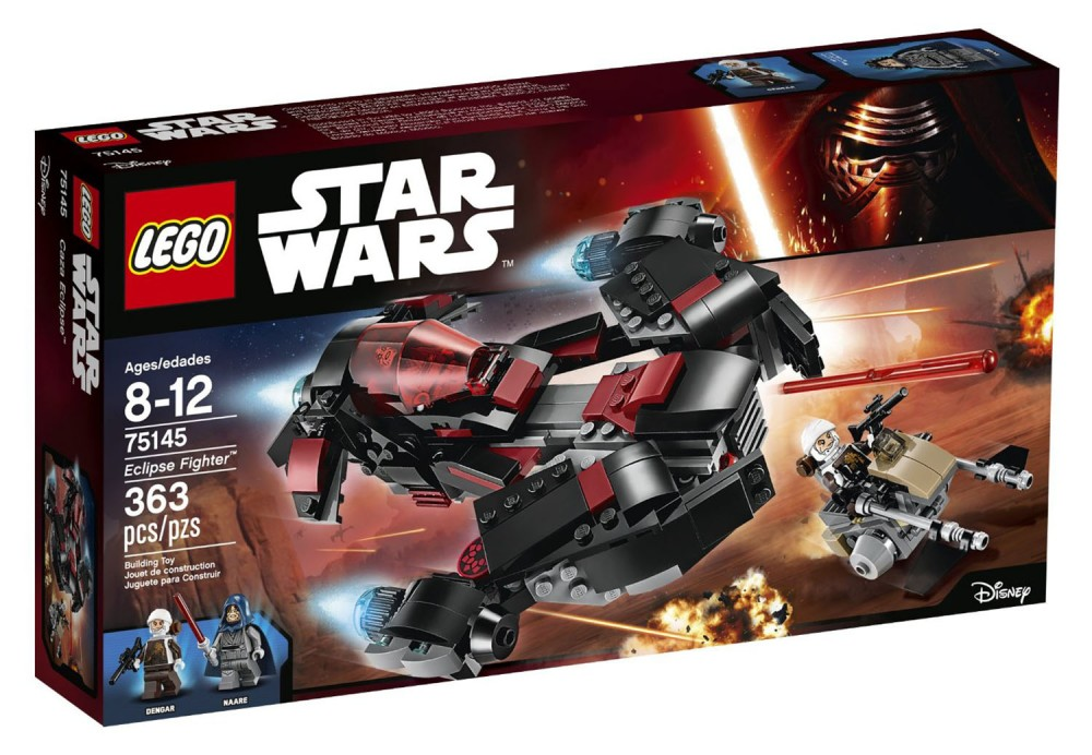 LEGO Star Wars Eclipse Fighter - 75145 - Photo 1