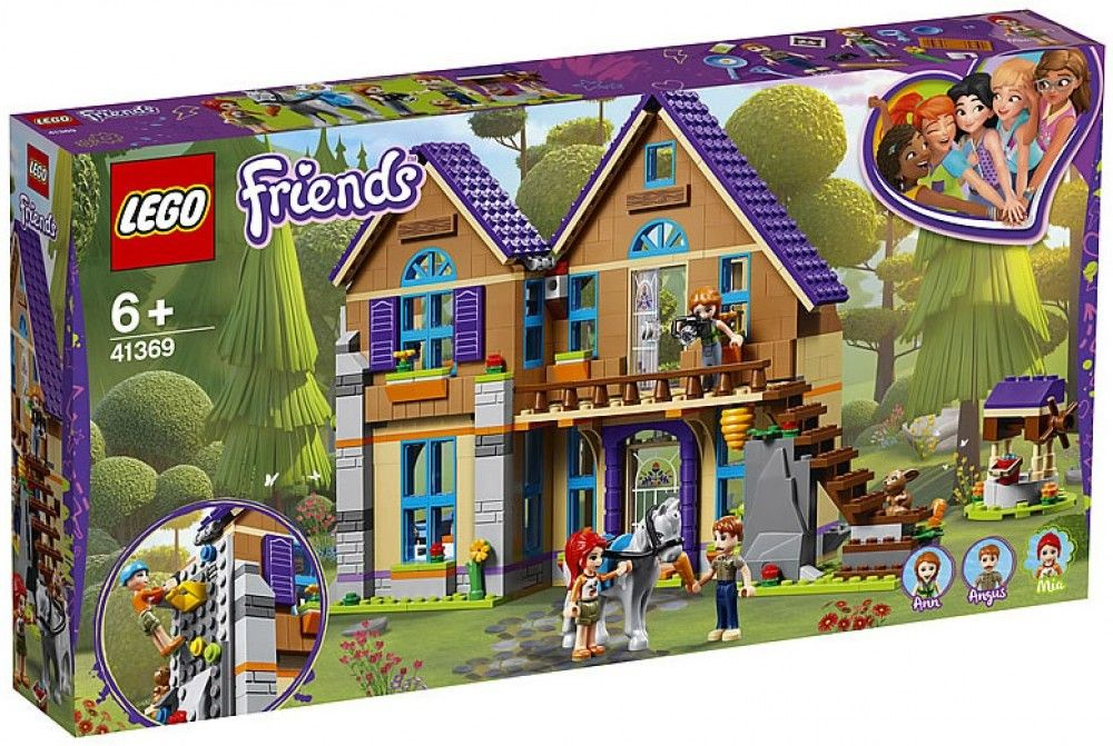 Nouveau LEGO Friends 41369 Mia's House 2019
