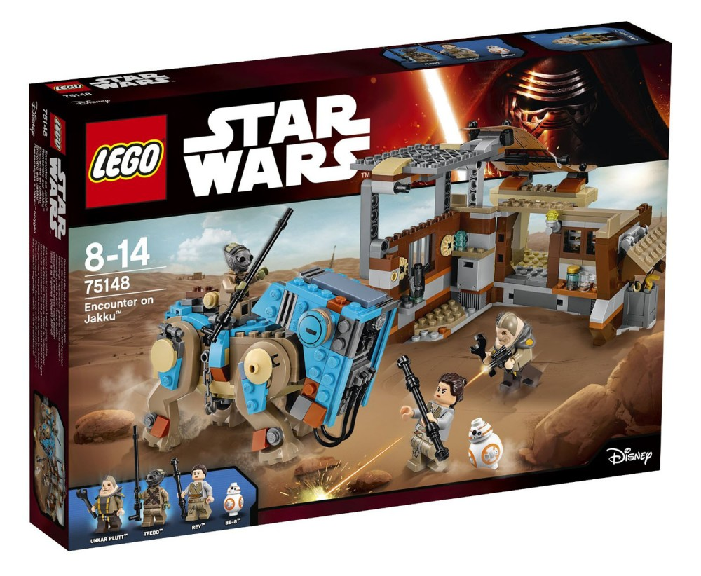 LEGO Star Wars Encounter on Jakku - 75148 - Photo 1