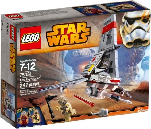 LEGO Star Wars 75081 T16 Skyhopper