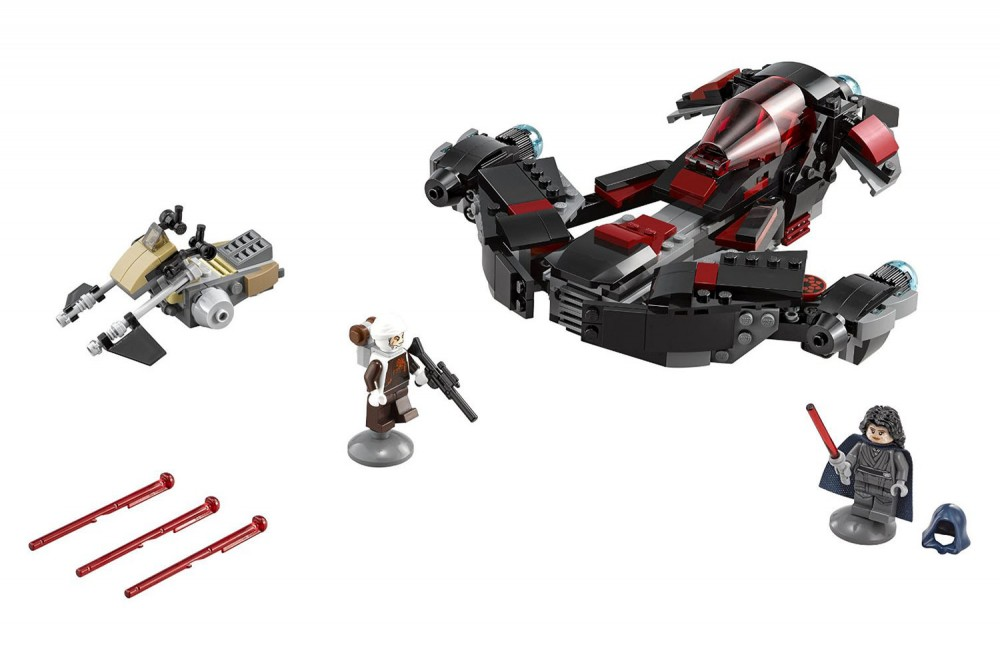 LEGO Star Wars Eclipse Fighter - 75145 - Photo 3