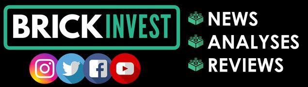 BrickInvest, Youtuber 100% LEGO