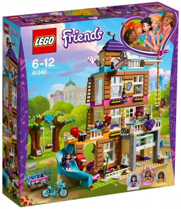 Nouveau LEGO Friends 41340 Friendship House 2018