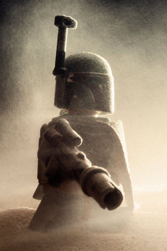 LEGO® Star Wars en photo
