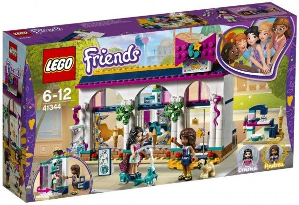 Nouveau LEGO Friends 41344 Andrea's Accessories Store 2018