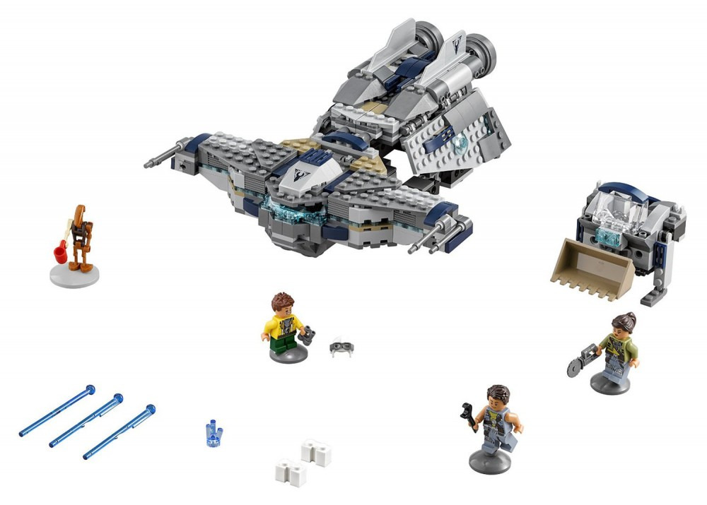 LEGO Star Wars Star Scavenger - 75147 - Photo 3