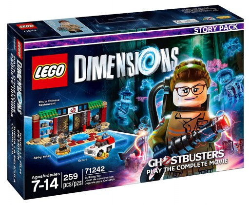 LEGO Dimensions 71242 Ghostbusters Pack Histoire