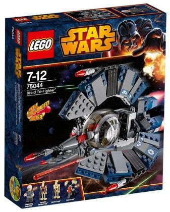 LEGO Star Wars 75044 - Droïde Tri-Fighter