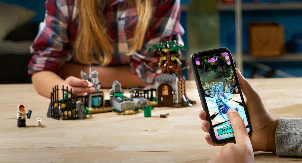 Nouveaux LEGO Hidden Side : des LEGO hantés et de la réalité augmentée