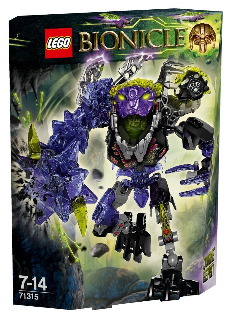LEGO Bionicle 71315 : La bête du séisme - photo 1