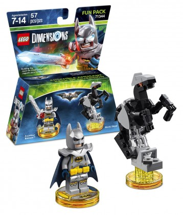 LEGO Dimensions 71344 Excalibur Batman
