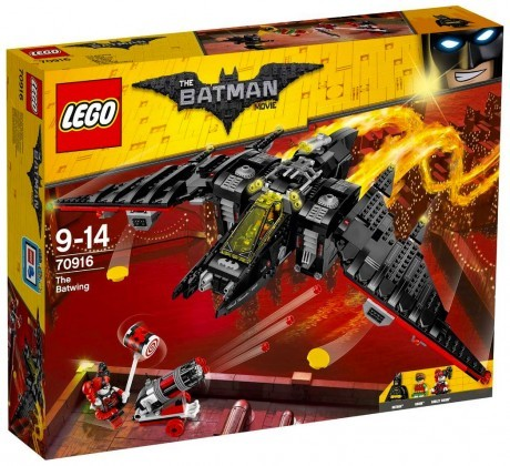 Nouveau LEGO The Batman Movie 70916 The Batwing Juin 2017