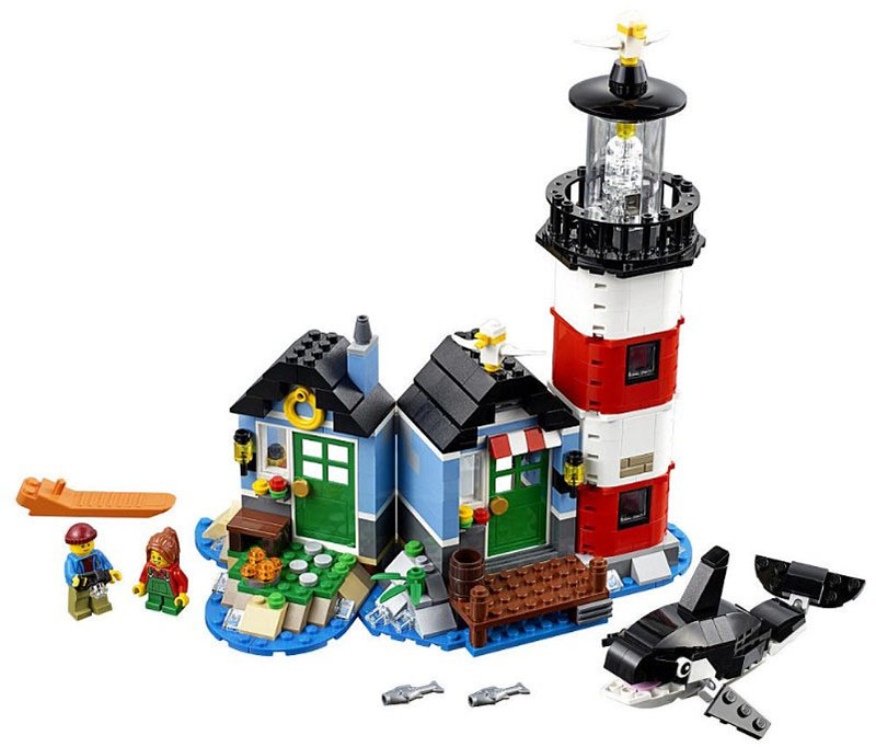 LEGO City Lighthouse Point - 31051 - Photo 2