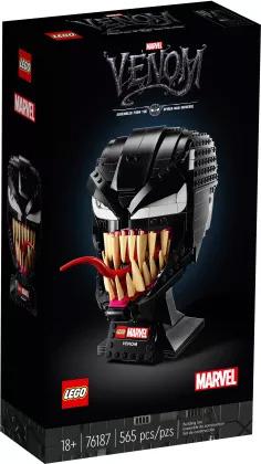 Nouveau LEGO Marvel 76187 Venom // Mai 2021