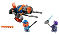 Nouveau LEGO Nexo Knights 70347 King's Guard Artillery