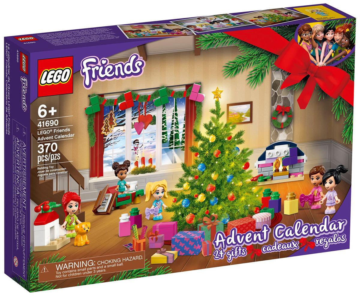 LEGO 41690 Le calendrier de l'Avent LEGO Friends 2021 // Septembre 2021