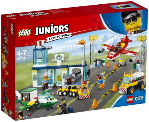 Nouveau LEGO Juniors 10764 City Central Airport (City) 2018