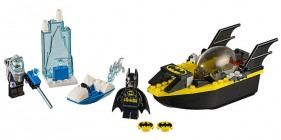 Nouveau LEGO Juniors 10737 Batman contre Mr Freeze