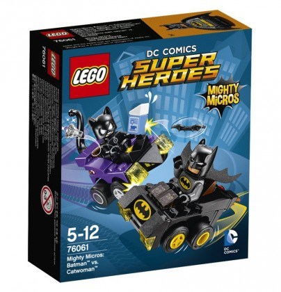 LEGO DC Comics 76061 - Batman contre Catwoman