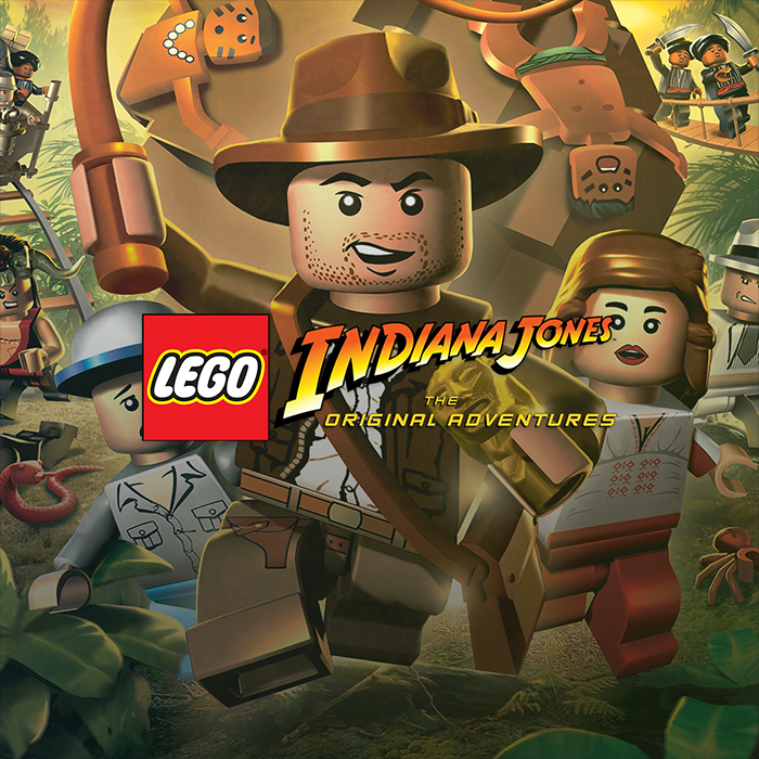 LEGO Indiana Jones : The Original Adventures  sur GOG.com