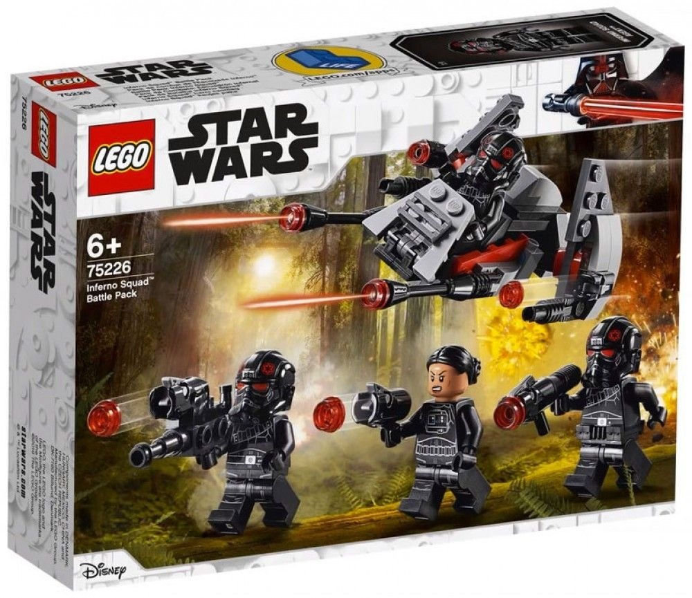 Nouveau LEGO Star Wars 75226 Inferno Squad Battle Pack 2019