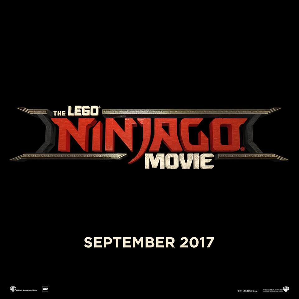 Film The LEGO Ninjago Movie Septembre 2017