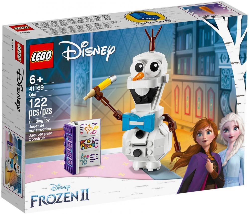 Nouveau LEGO Disney 41169 Olaf