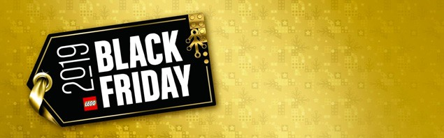 Le Black Friday chez LEGO