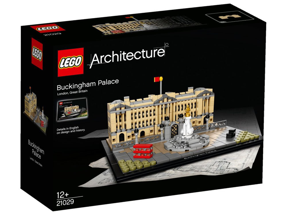 LEGO Architecture 21029 - Buckingham Palace - Photo 1