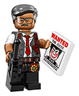 LEGO Minifigures 71017 Commissioner Gordon