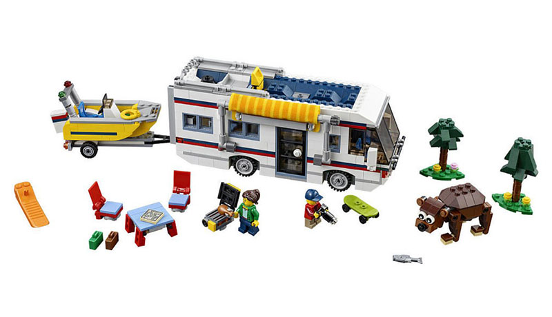 LEGO City Vacation Getaways - 31052 - Photo 2