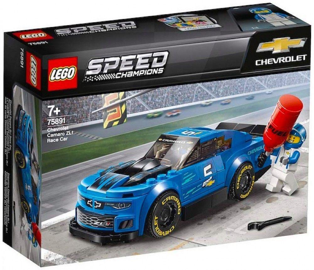 Aper 231 U Des Nouveaux Lego Speed Champions De 2019
