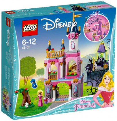 Nouveau LEGO Disney 41152 Sleeping Beauty's Fairytale Castle 2018