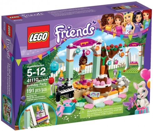 LEGO Friends 41110 - La fête surprise des animaux